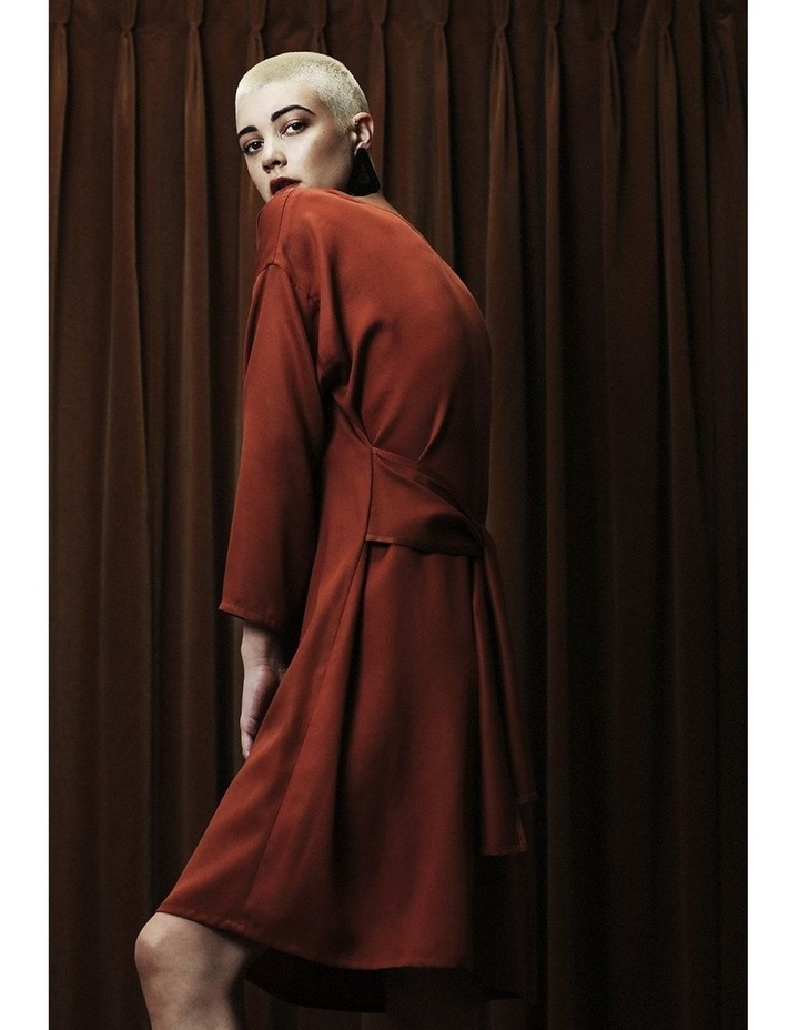 SAFFRON DRESS image 7