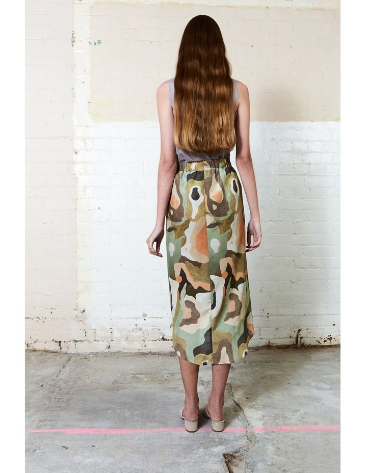 SPOTTED GUM SKIRT image 4
