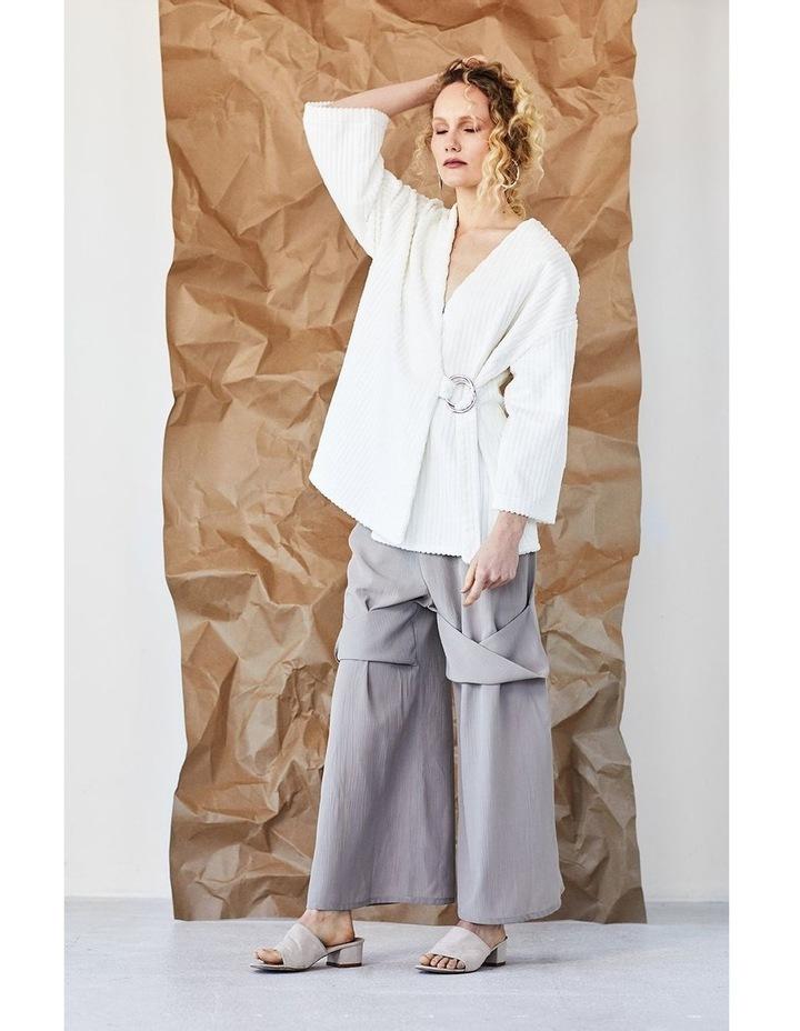 Limestone Wrap Jacket image 4