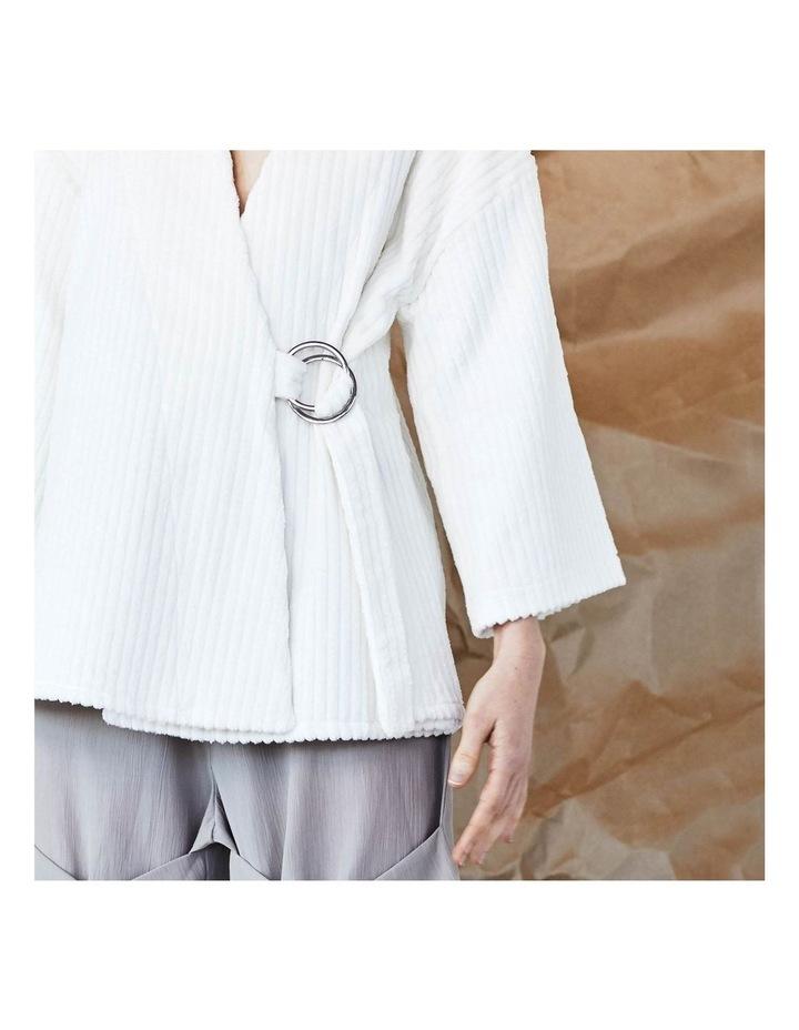 Limestone Wrap Jacket image 7