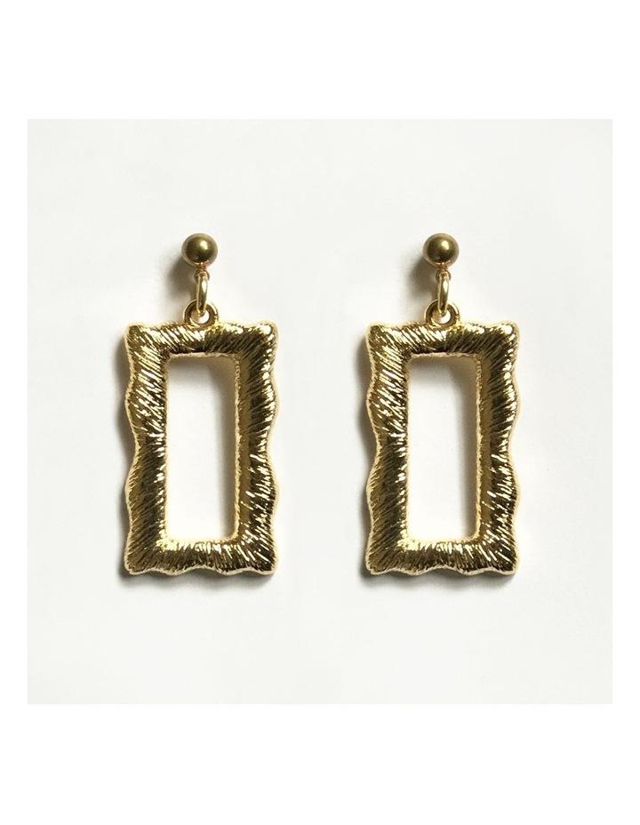 Distort Earrings image 1