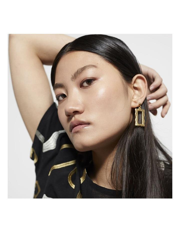 Distort Earrings image 2