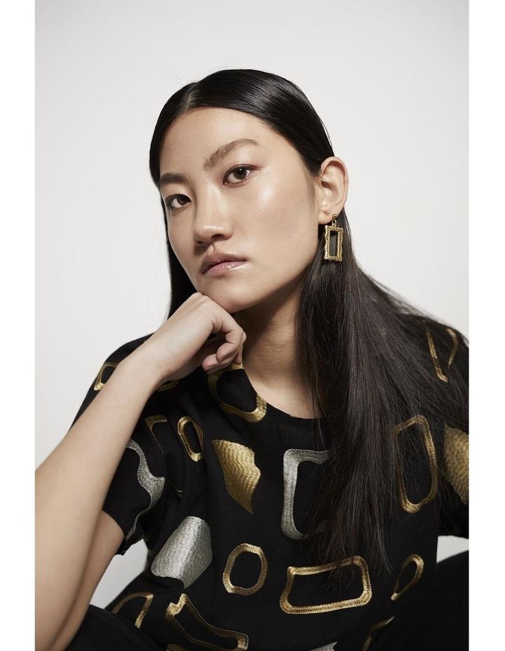 Distort Earrings image 3