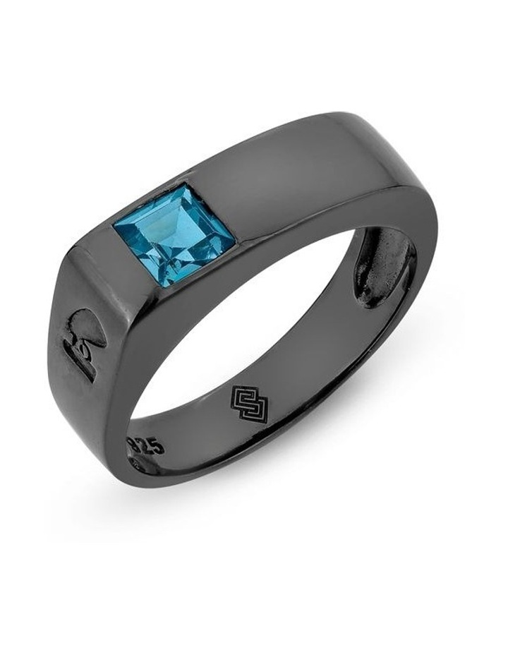 Noble Sapphire Ring image 1