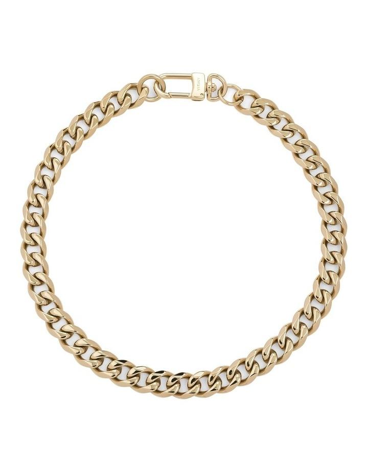 Transit Necklace - Gold image 1