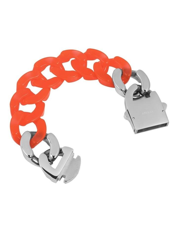 Static Orange / Stainless Steel image 1