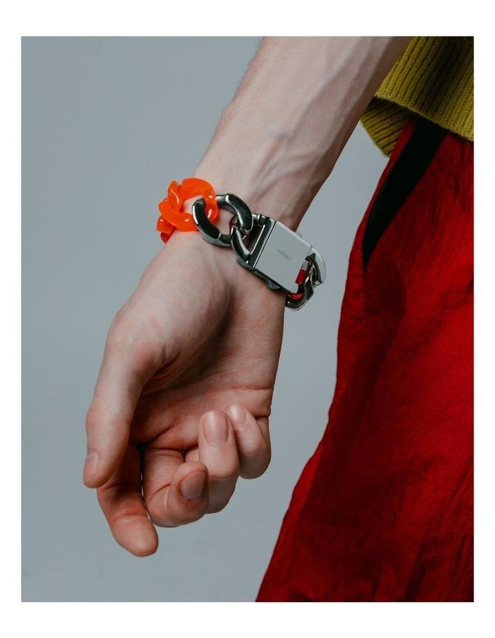 Static Orange / Stainless Steel image 6