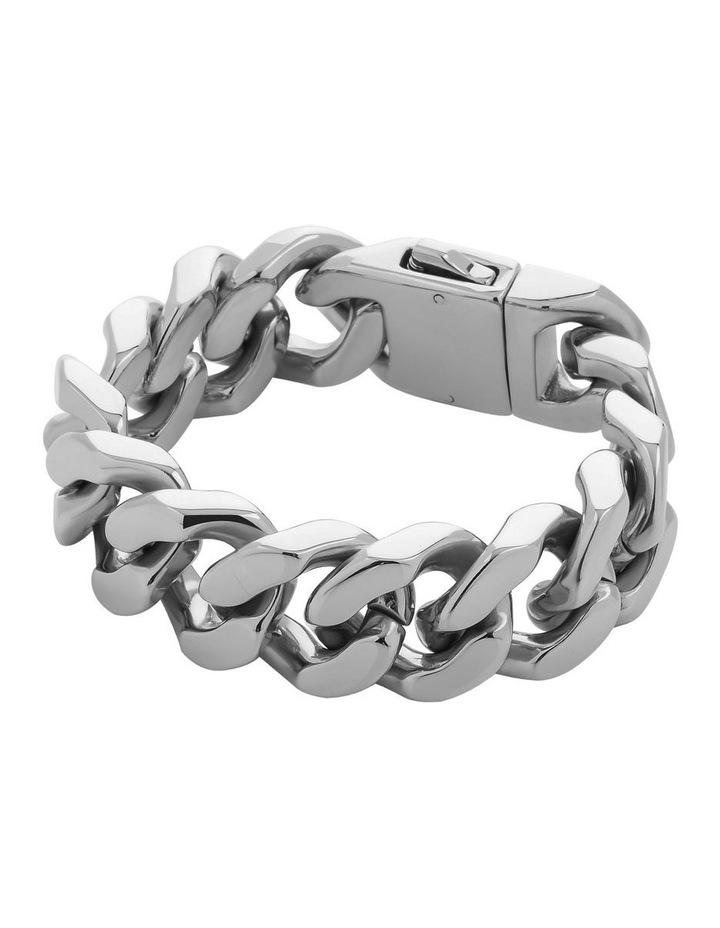 Integer Bracelet Stainless Steel image 1