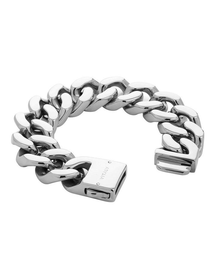 Integer Bracelet Stainless Steel image 2