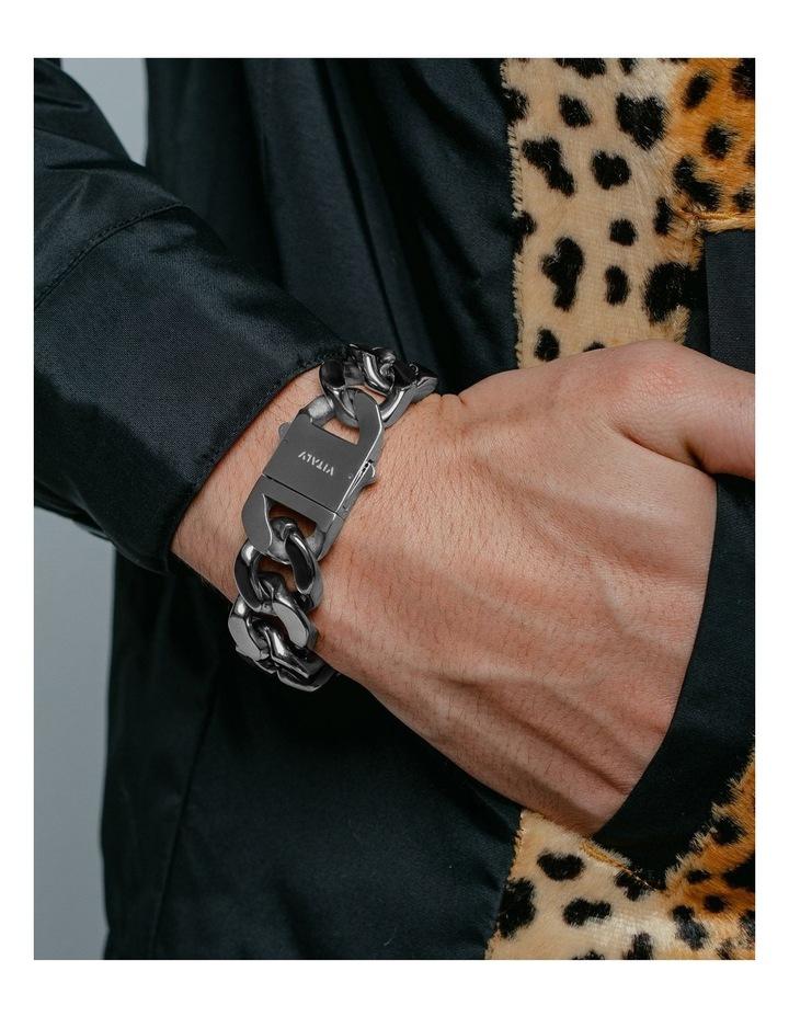 Integer Bracelet Stainless Steel image 3