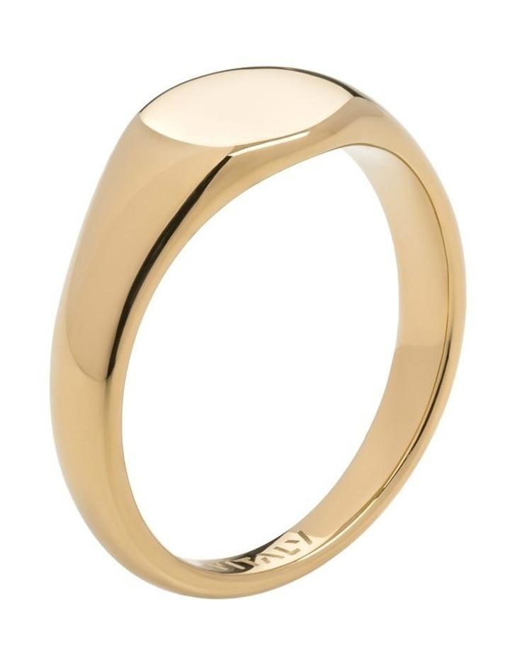 Solar Ring Gold image 2