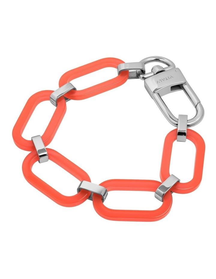 Gamma Bracelet Orange / Silver image 1