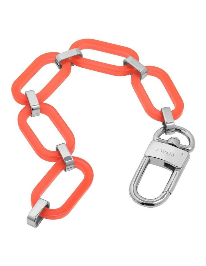 Gamma Bracelet Orange / Silver image 2