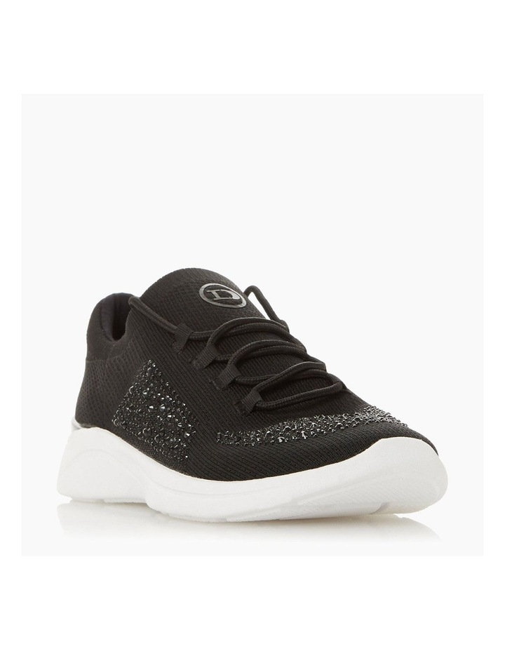 Easy Lace Up - Black image 2