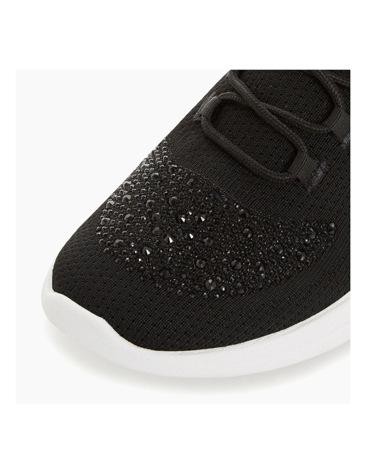 Easy Lace Up - Black image 4