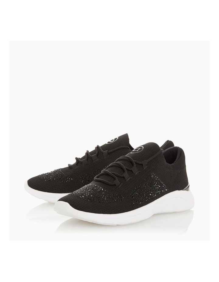 Easy Lace Up - Black image 5