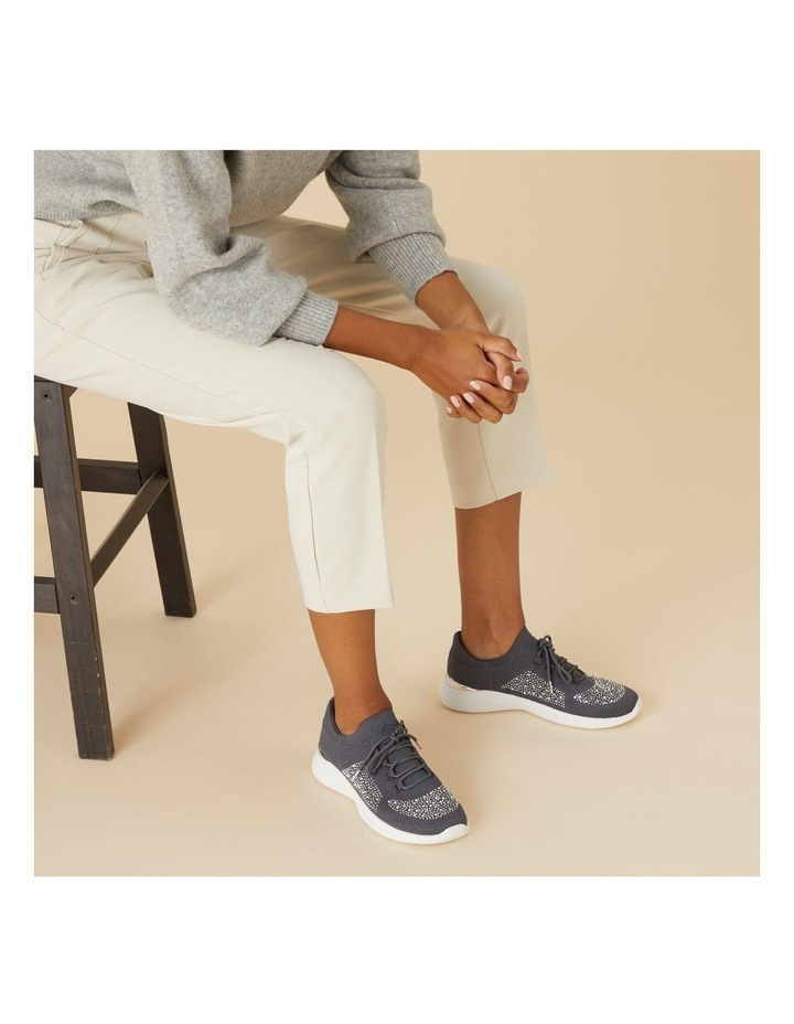 Easy Lace Up - Grey image 7