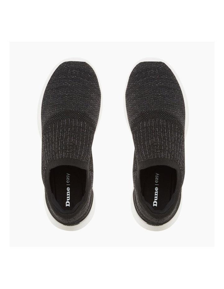 Easy Slip On - Black Fabric image 3