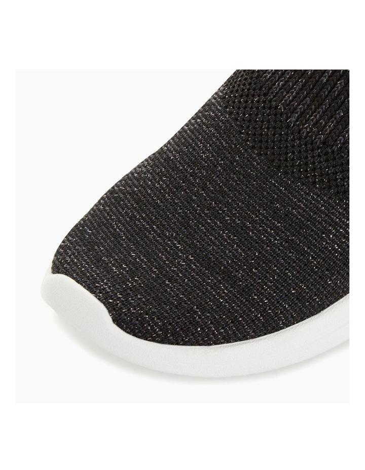 Easy Slip On - Black Fabric image 4