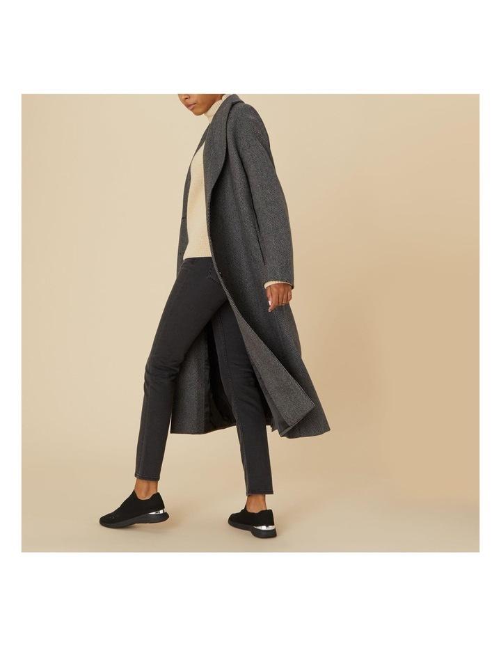 Easy Slip On - Black Fabric image 7