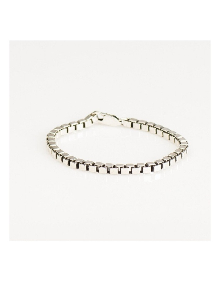 Box Chain Bracelet image 2