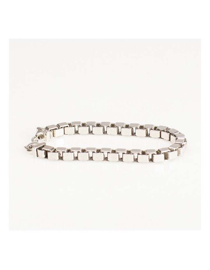 Box Chain Bracelet image 3