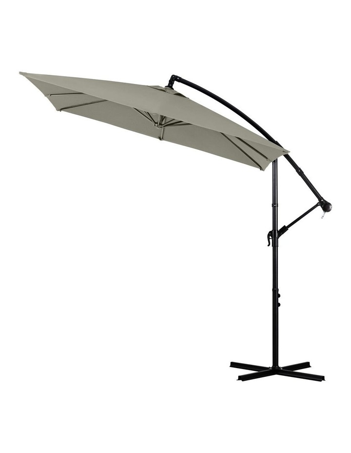 Outdoor 2.2 Meter Square Cantilever Umbrella image 2