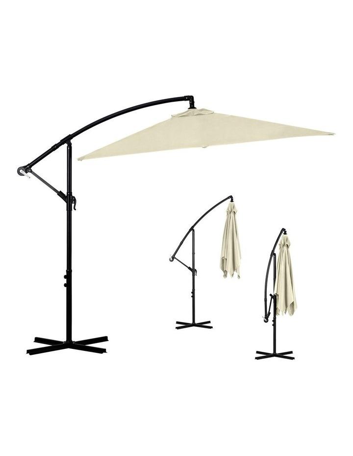 Outdoor 2.2 Meter Square Cantilever Umbrella image 7