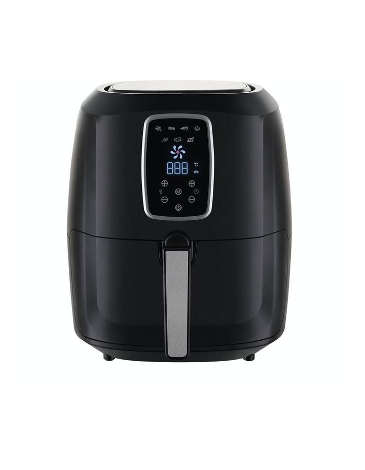 Digital Air Fryer 7L Black LED Display Healthy Oil Free Cooking image 1