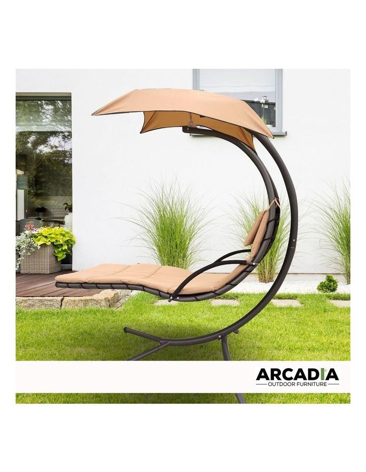 Hammock Swing Chair - Beige image 2