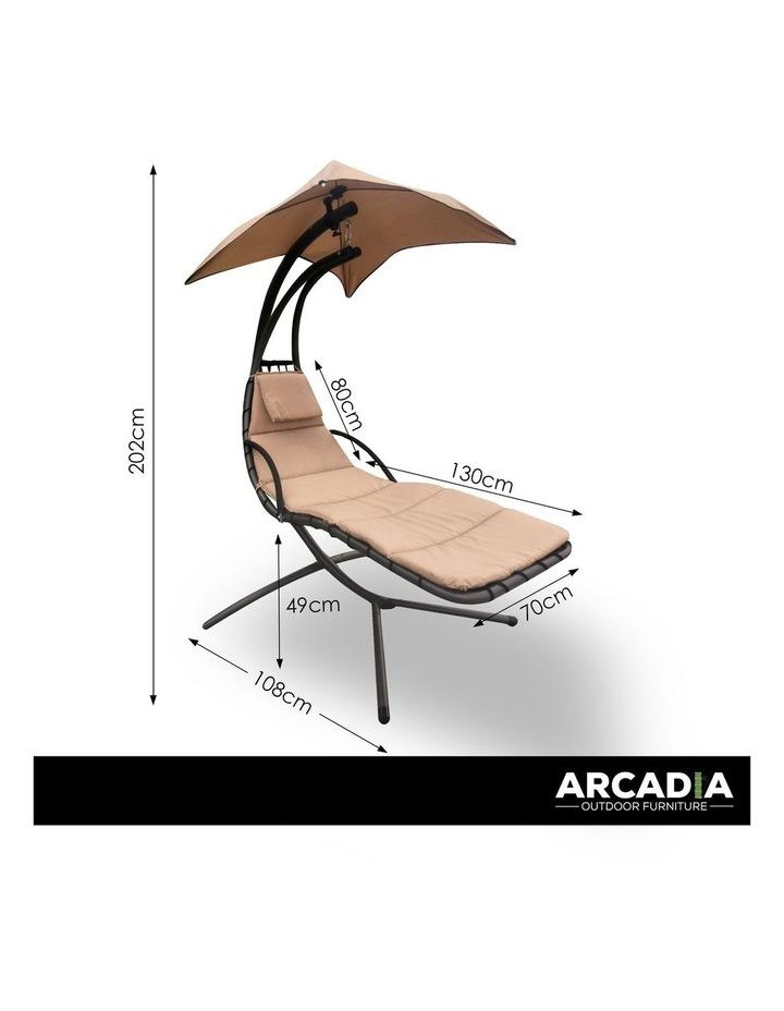 Hammock Swing Chair - Beige image 4
