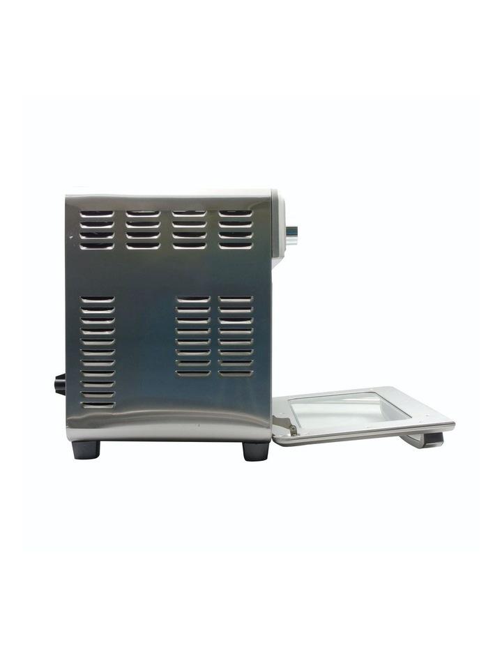24 Litre Air Fryer Multifunctional LCD Digital Display Silver image 5