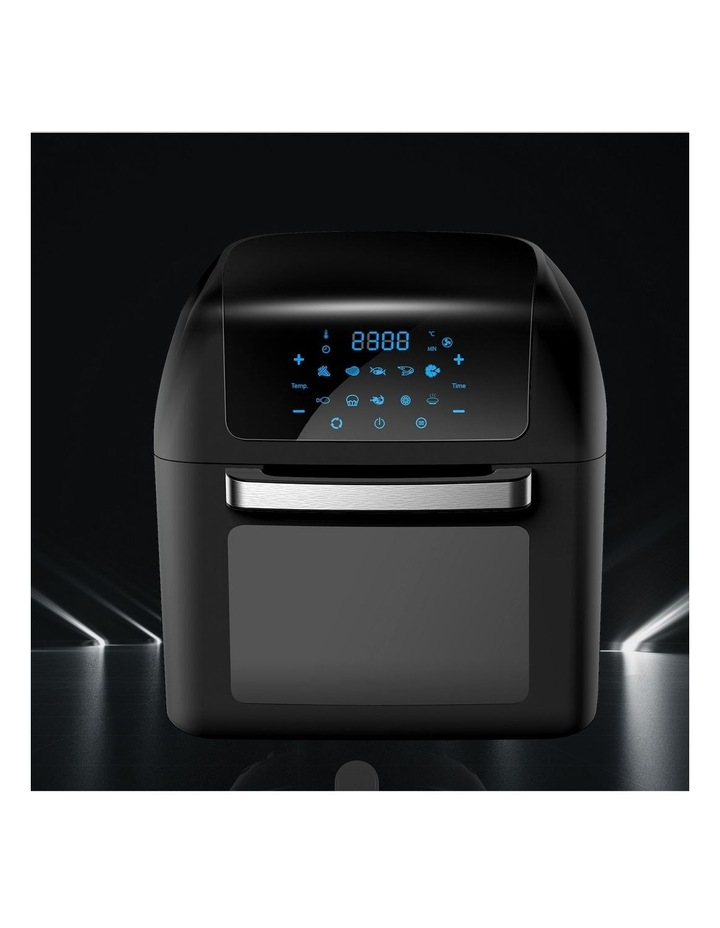Healthy Options Air Fryer 10 Presets LCD Display 13 Litre Black image 4