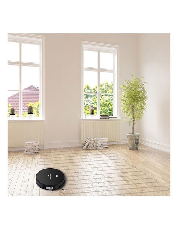 XSonic Robotic Vacuum Cleaner Carpet Floors Dry Wet Mopping Auto Robot image 5