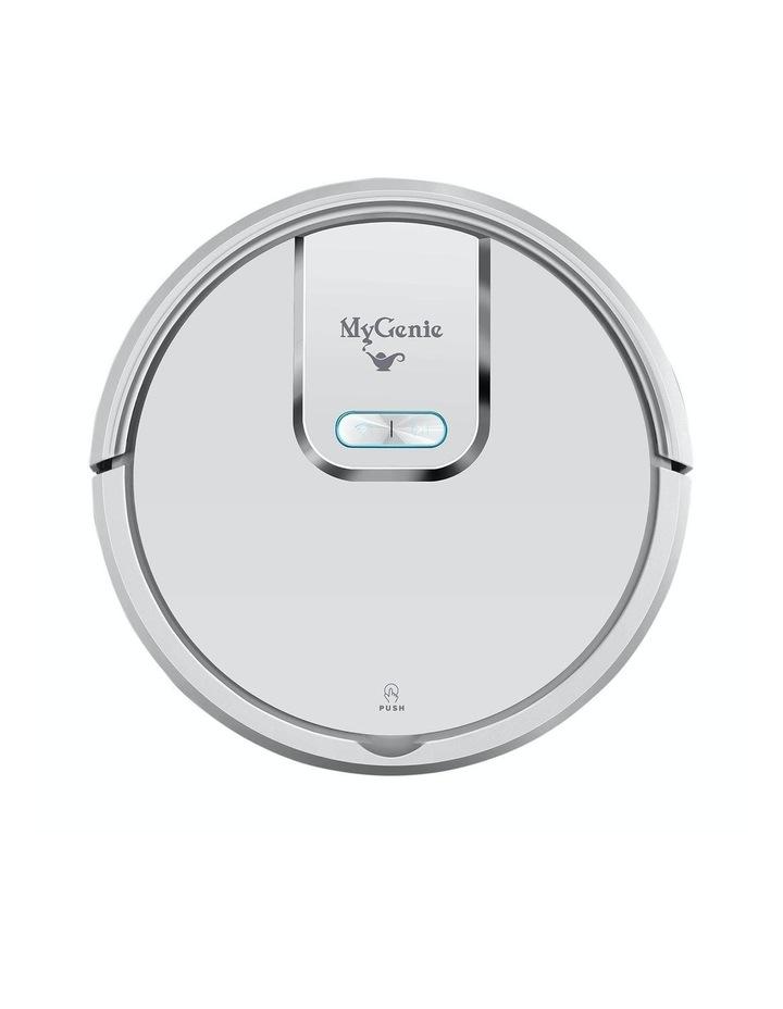 Robotic Vacuum Cleaner Mop App Control Dry & Wet Auto Robot WI-FI GMAX image 1