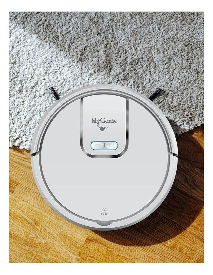 Robotic Vacuum Cleaner Mop App Control Dry & Wet Auto Robot WI-FI GMAX image 6