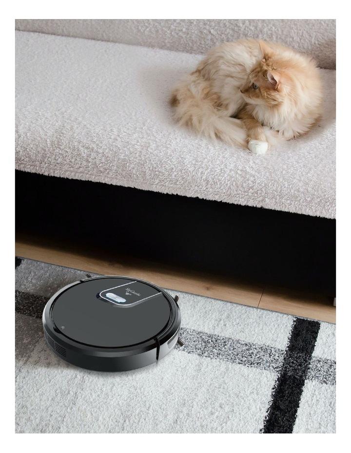 Robotic Vacuum Cleaner Mop App Control Dry & Wet Auto Robot WI-FI GMAX image 7