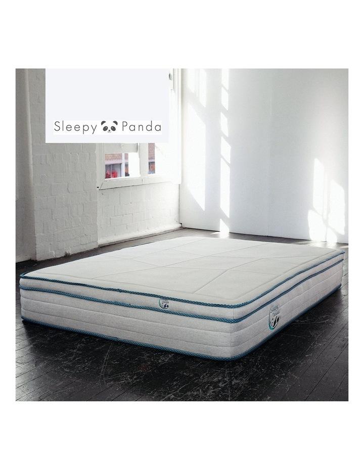 Sleepy Panda Mattress 5 Zone Pocket Spring EuroTop Medium Firm image 3