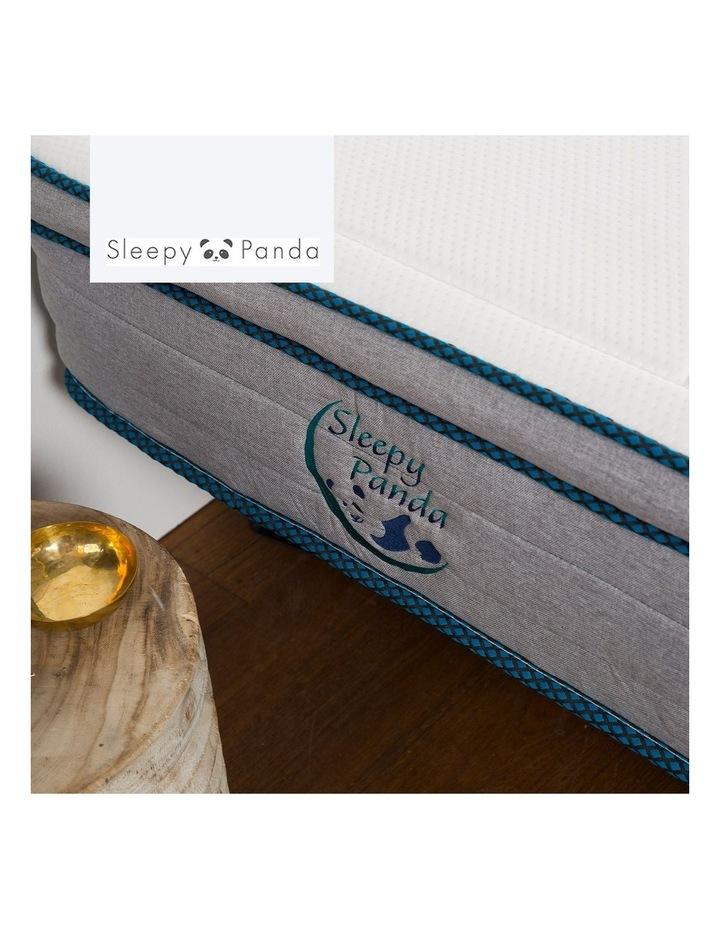 Sleepy Panda Mattress 5 Zone Pocket Spring EuroTop Medium Firm image 4