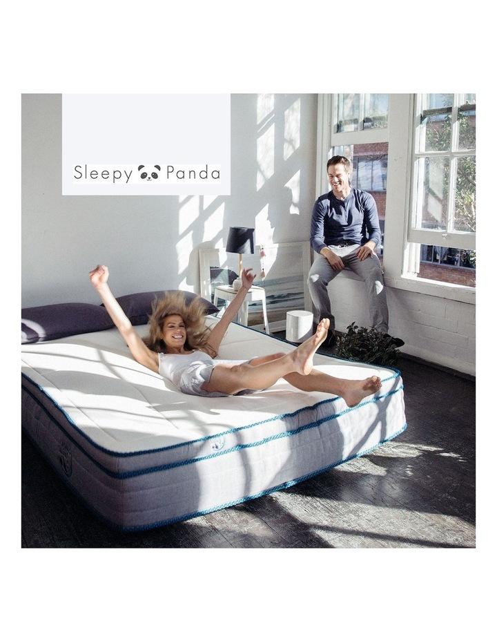 Sleepy Panda Mattress 5 Zone Pocket Spring EuroTop Medium Firm image 5