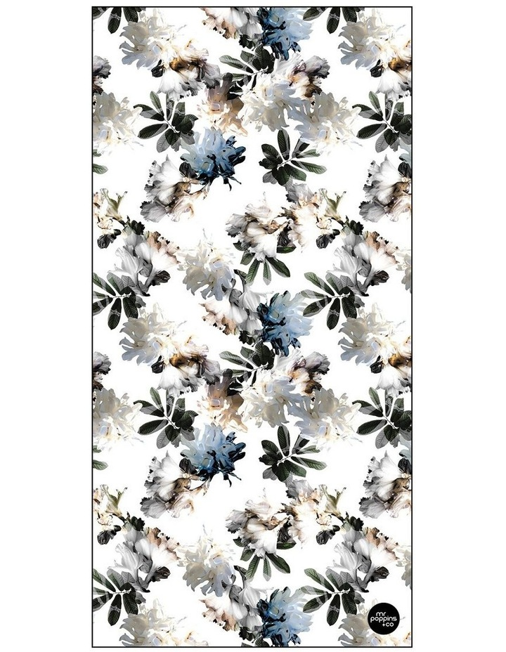 Footloose Large Microfibre Beach Towel - Bloom image 1