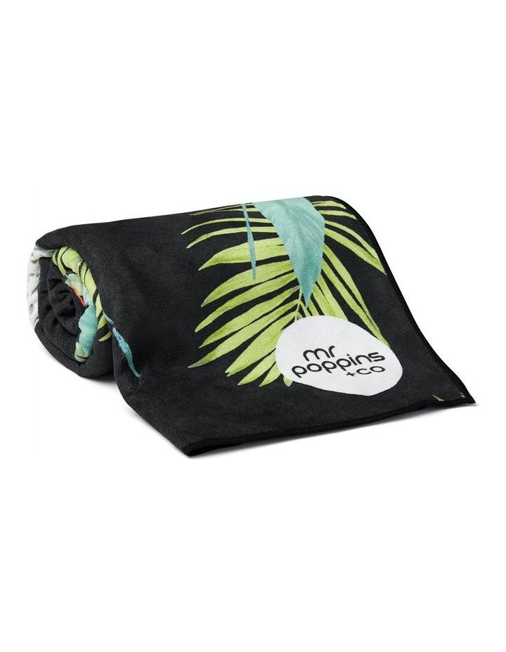 Footloose Large Sand Free Beach Microfibre Towel - Toucan image 1