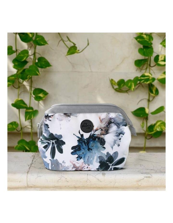 Roam Makeup & Toiletry Bag - Bloom image 3