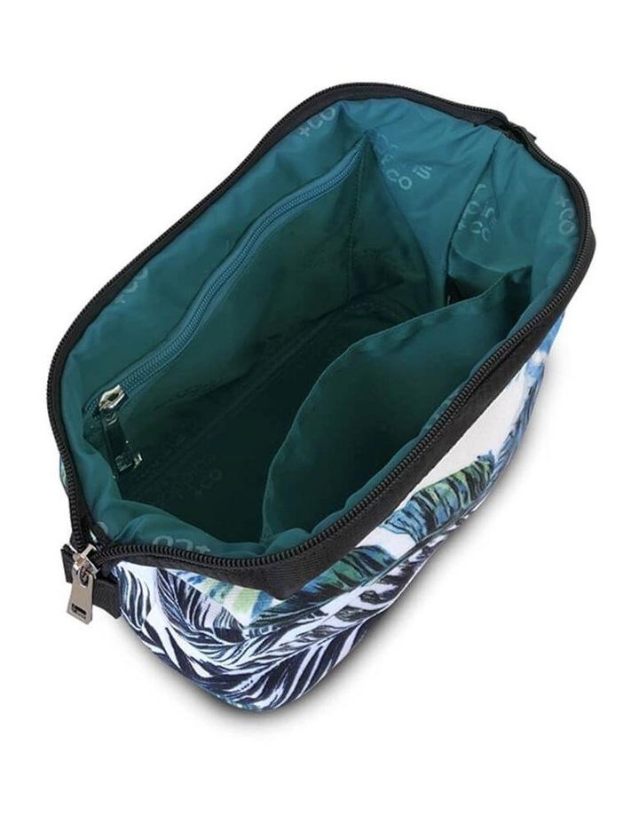 Roam Makeup & Toiletry Bag - Feather image 2