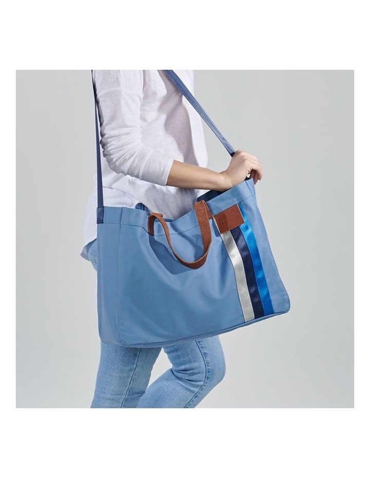 CHICA Everyday Tote - Blue image 5