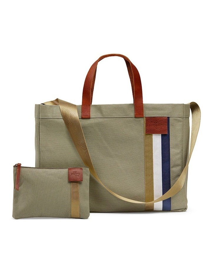 CHICA Everyday Tote - Sage image 1