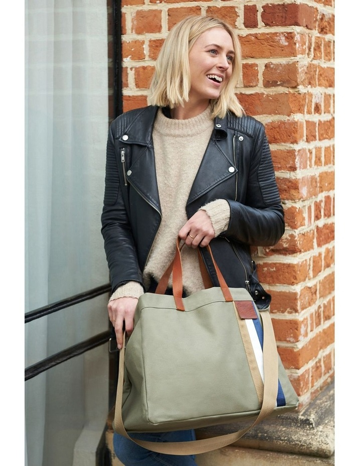 CHICA Everyday Tote - Sage image 2