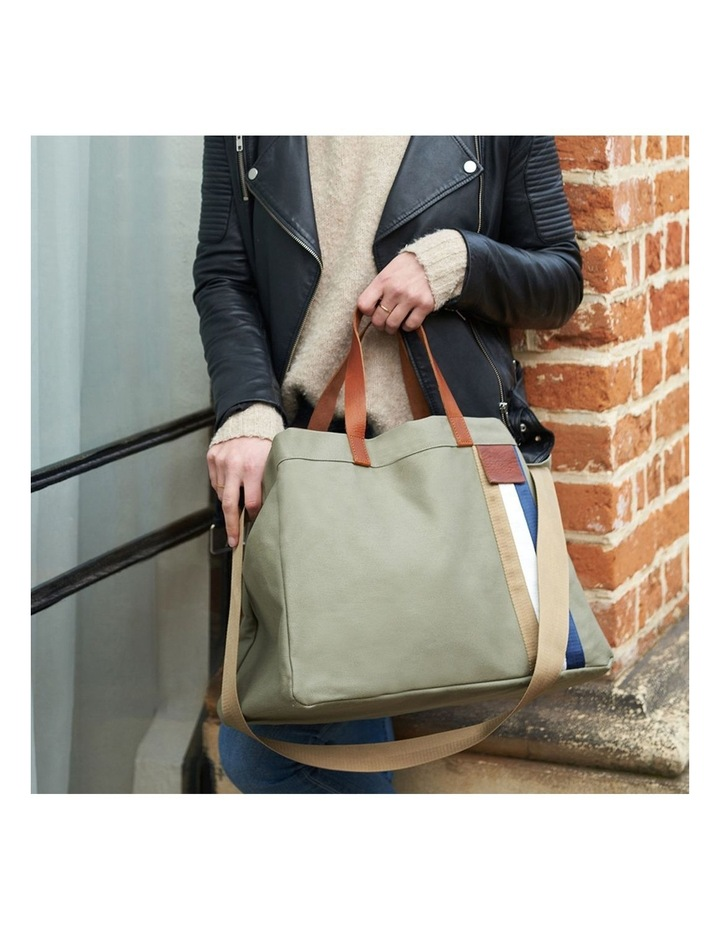 CHICA Everyday Tote - Sage image 3