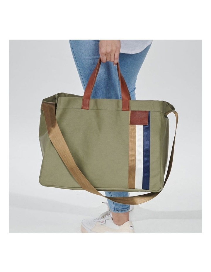 CHICA Everyday Tote - Sage image 4