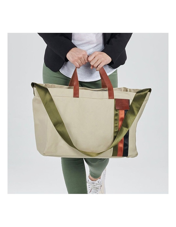 CHICA Everyday Tote - Sand image 3